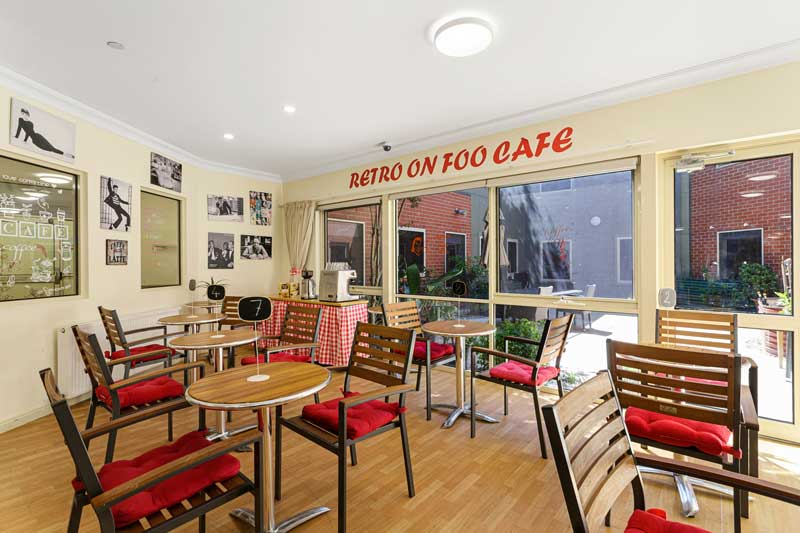 Doutta Galla Footscray - Retro on Foo Cafe