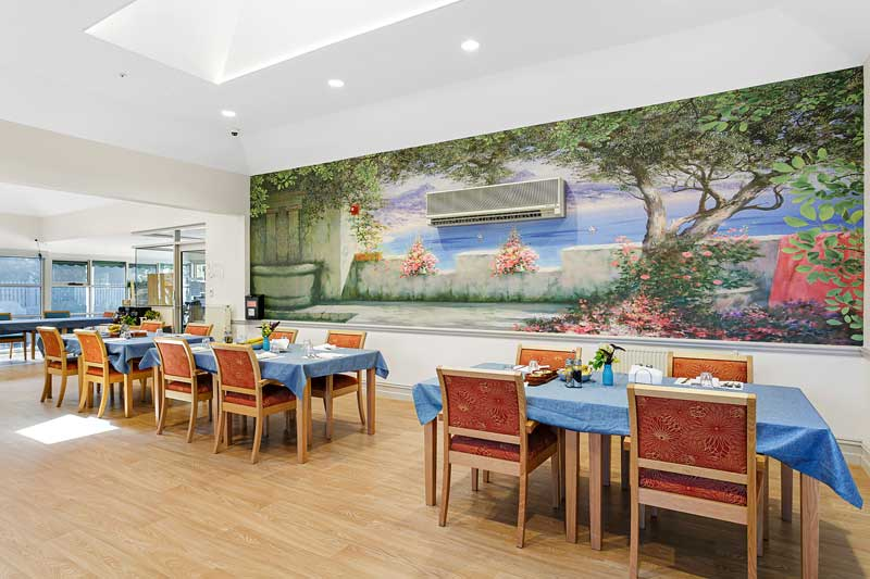 Doutta Galla Yarraville - dining room