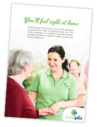 Doutta Galla corporate brochure cover